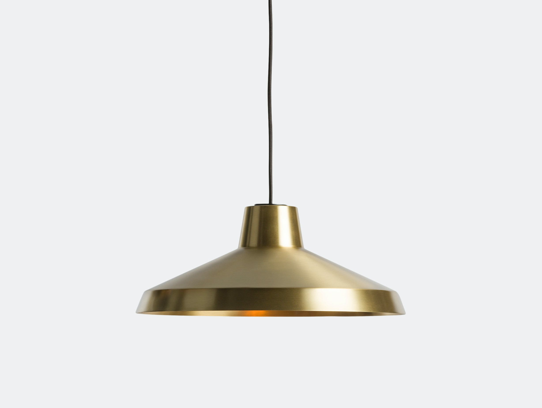 Northern Lighting Evergreen Large Brass Jens Praet Vibeke Skar