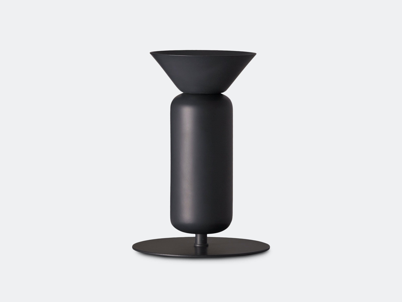 Northern Lighting Poppy Table Skinny Black Grey