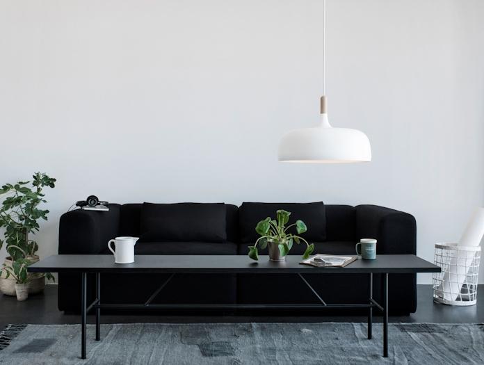 Northern Lighting Acorn White Living Room