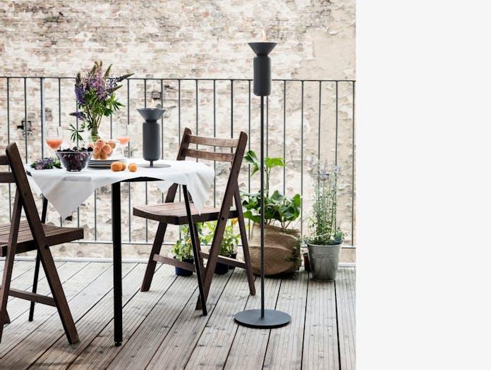 Northern Lighting Poppy Skinny Table And Floor