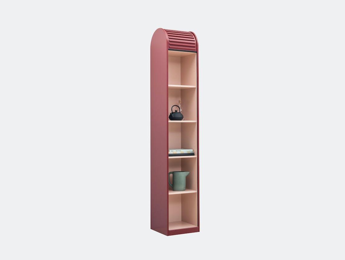 Pastoe A Dammer Roll Top Cabinet Berry Blossom Aldo Van Den Nieuwelaar