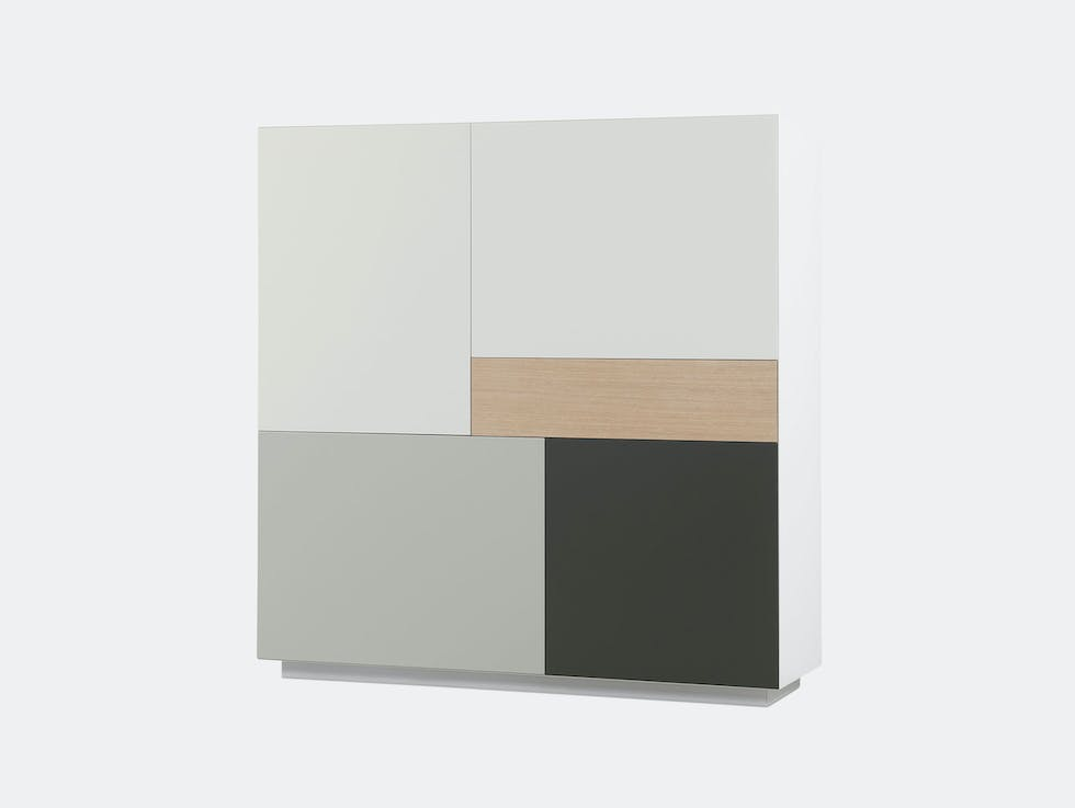 Vision Cabinet, Square with Plinth. image