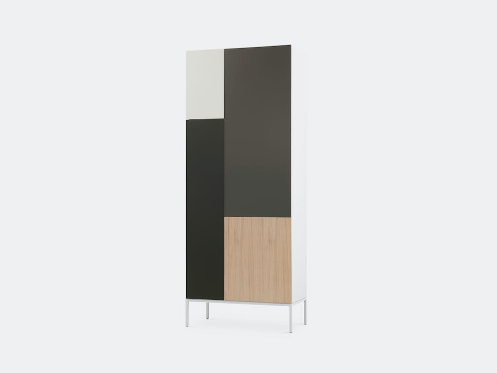 Vision Cabinet, tall with legs image
