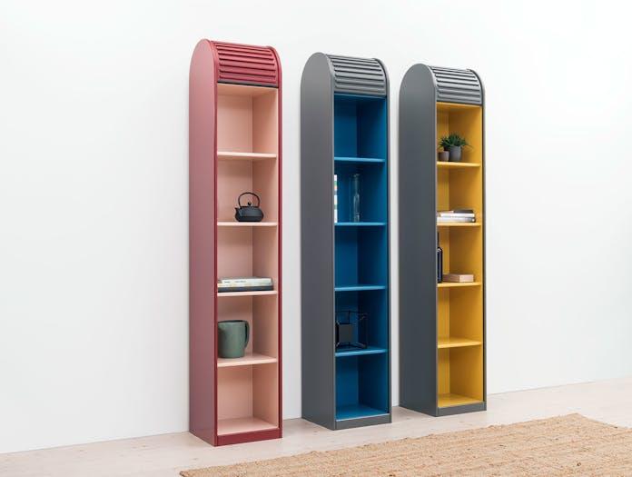 Pastoe A Dammer Roll Top Cabinets 3 Aldo Van Den Nieuwelaar