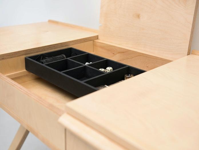 Pastoe Eb01 Desk Storage Detail Cees Braakman