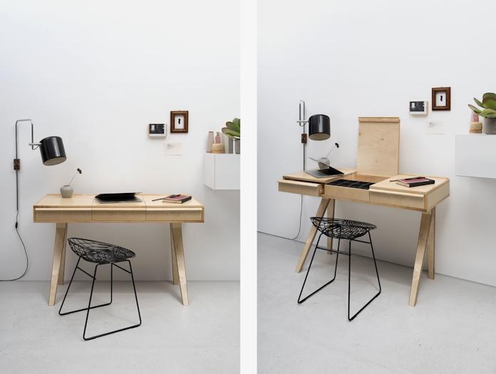 Pastoe Eb01 Ply Desk Cees Braakman