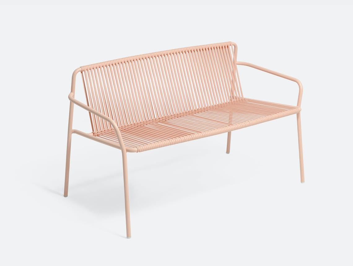 Pedrali tribeca 3666 bench RA100 E