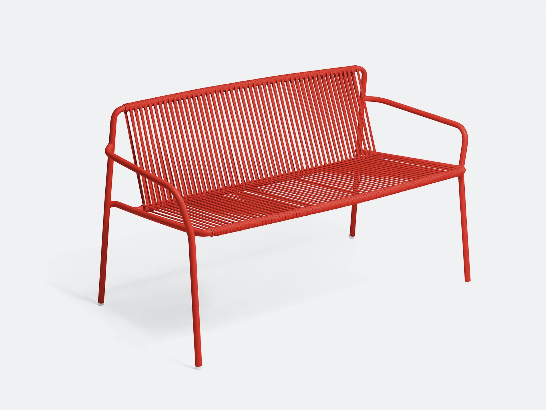 Pedrali tribeca 3666 bench RO400 E