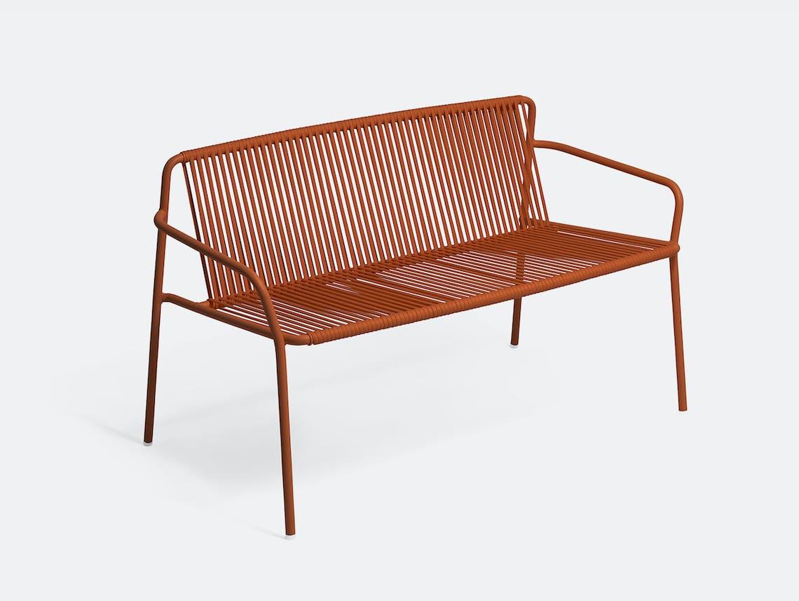 Pedrali tribeca 3666 bench TEE