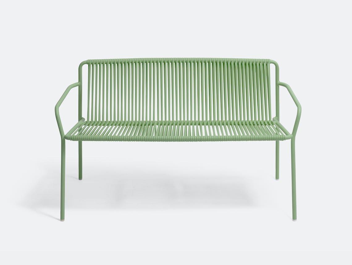 Pedrali tribeca 3666 bench VE100