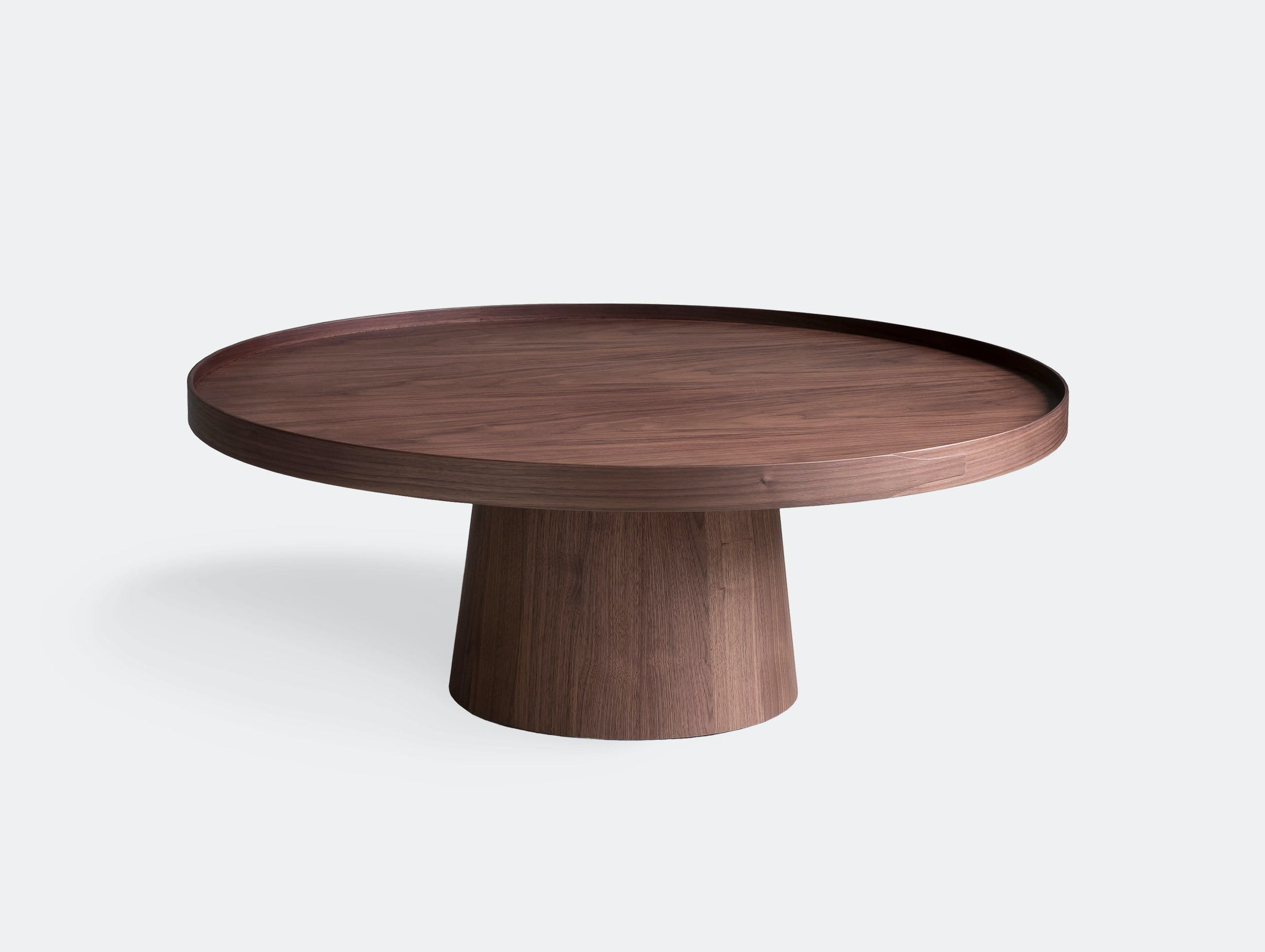 Pinch Rodan Coffee Table Walnut Russell Pinch Oona Bannon