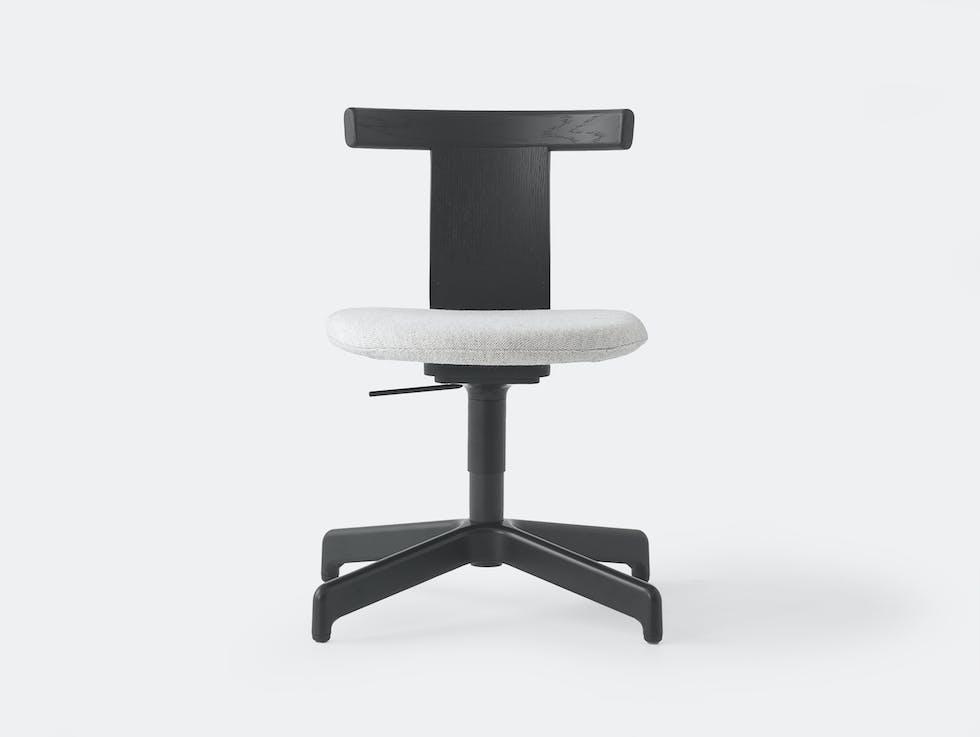 Jiro Swivel Chair - Upholstered image