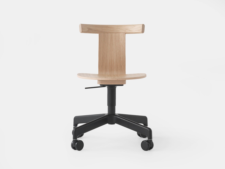Resident Jiro Office Chair Oak