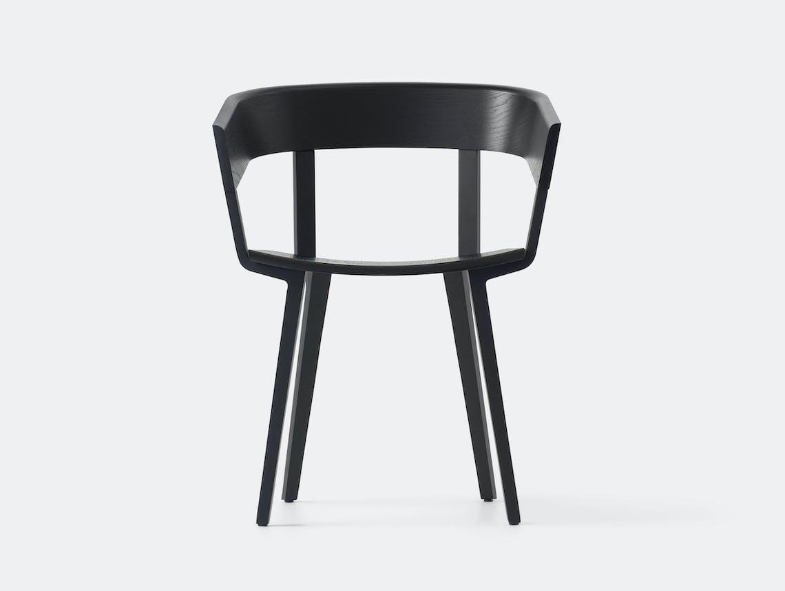 Resident Odin Chair Black Ash Jamie Mc Lellan