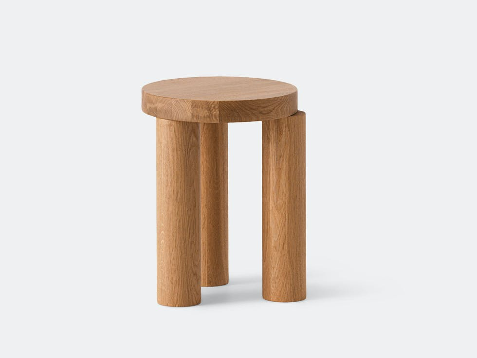 Offset Side Table image