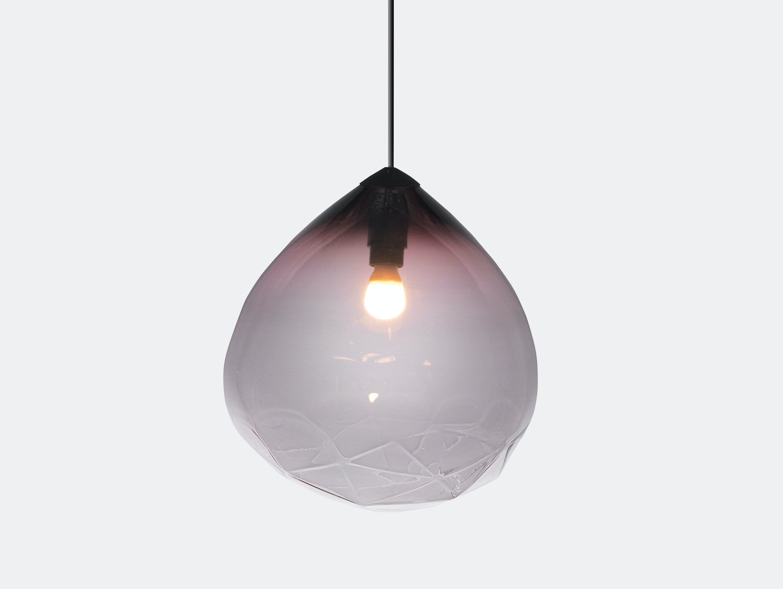 Resident Parison Pendant Light Black Cheshire Architects
