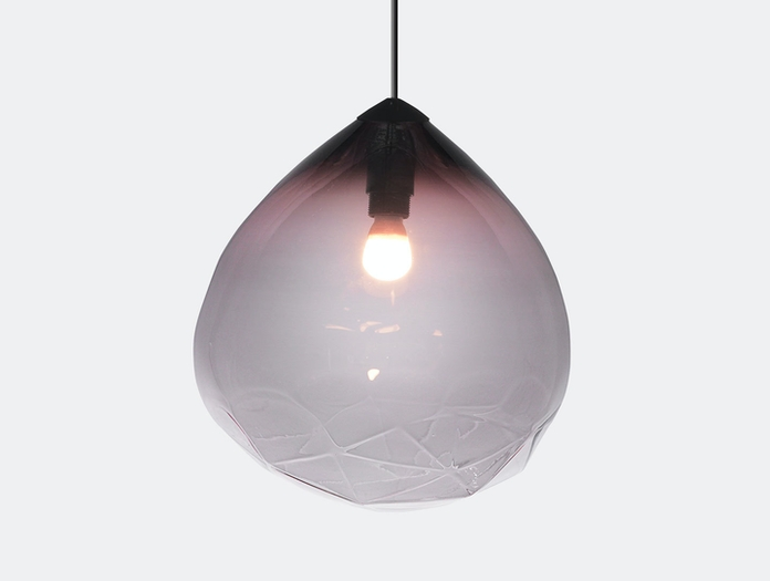 Resident Parison Pendant Light Black D Cheshire Architects