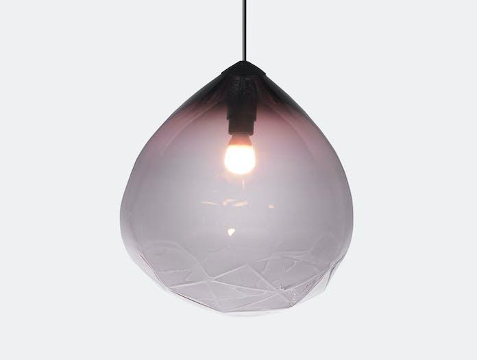Resident Parison Pendant Light Black D Cheshire Architects