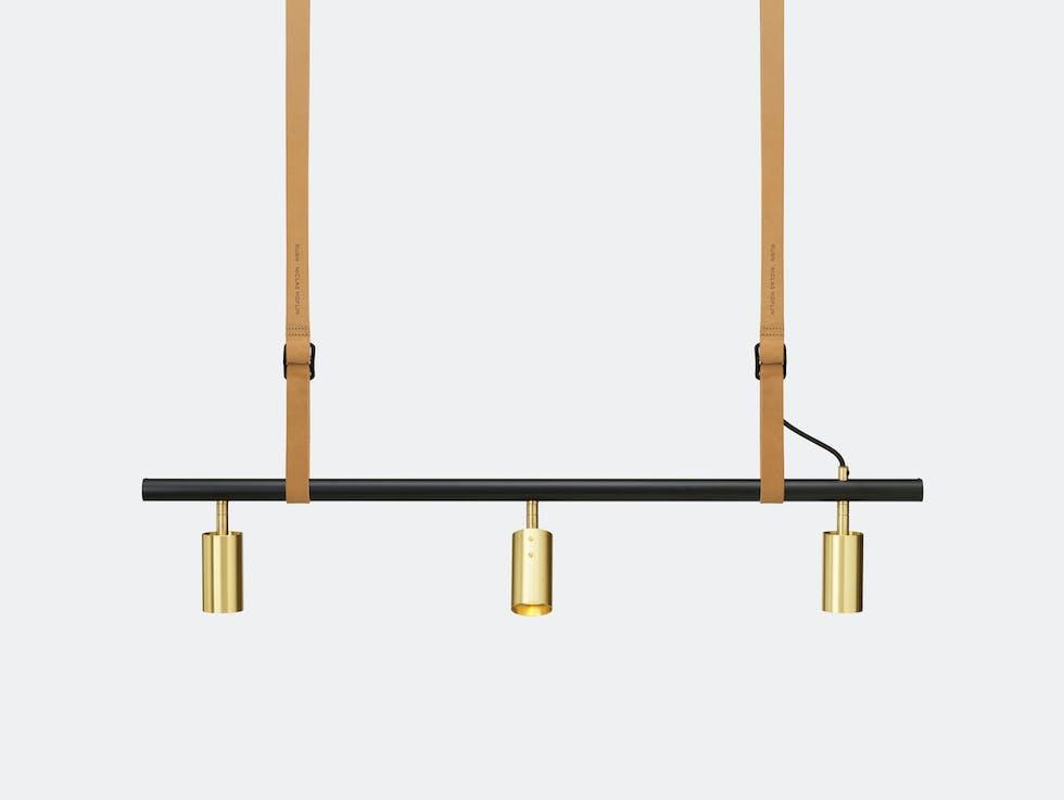 Long John 3 Pendant Light image