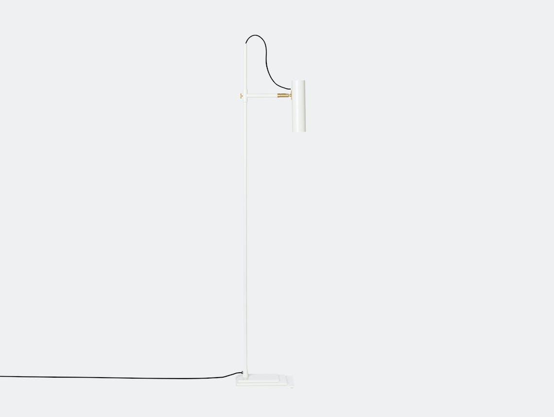 Rubn Nomad Floor Lamp White Niclas Hoflin