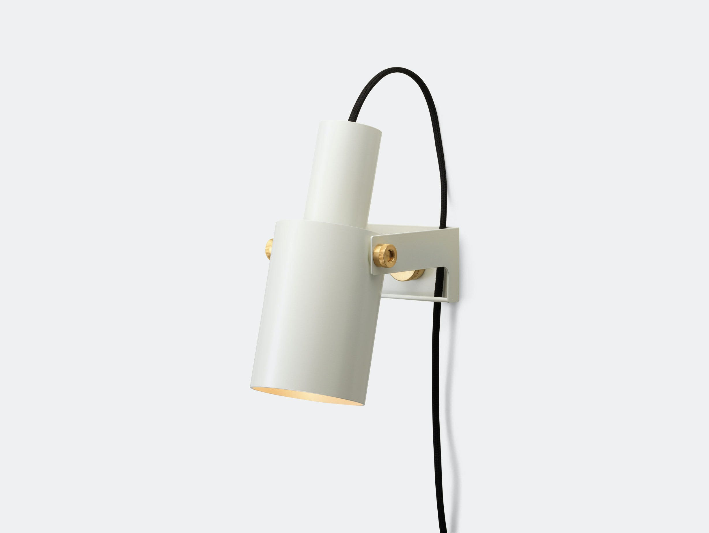 Rubn Volume 2 Wall Light White Niclas Hoflin