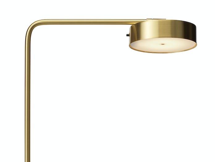 Rubn James Table Lamp Detail Niclas Hoflin