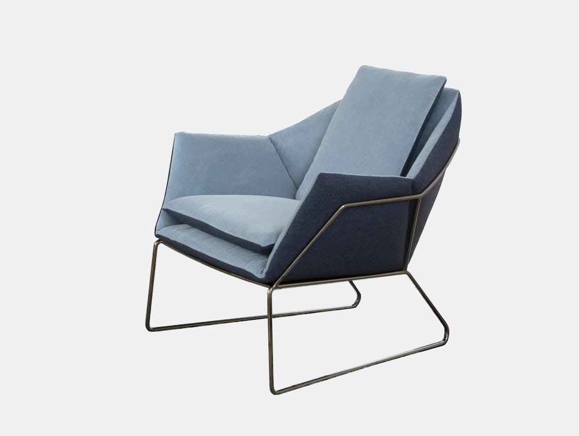 Saba italia new york armchair