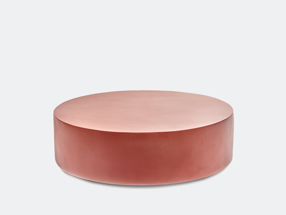 Serax pawn low fibre table marie red