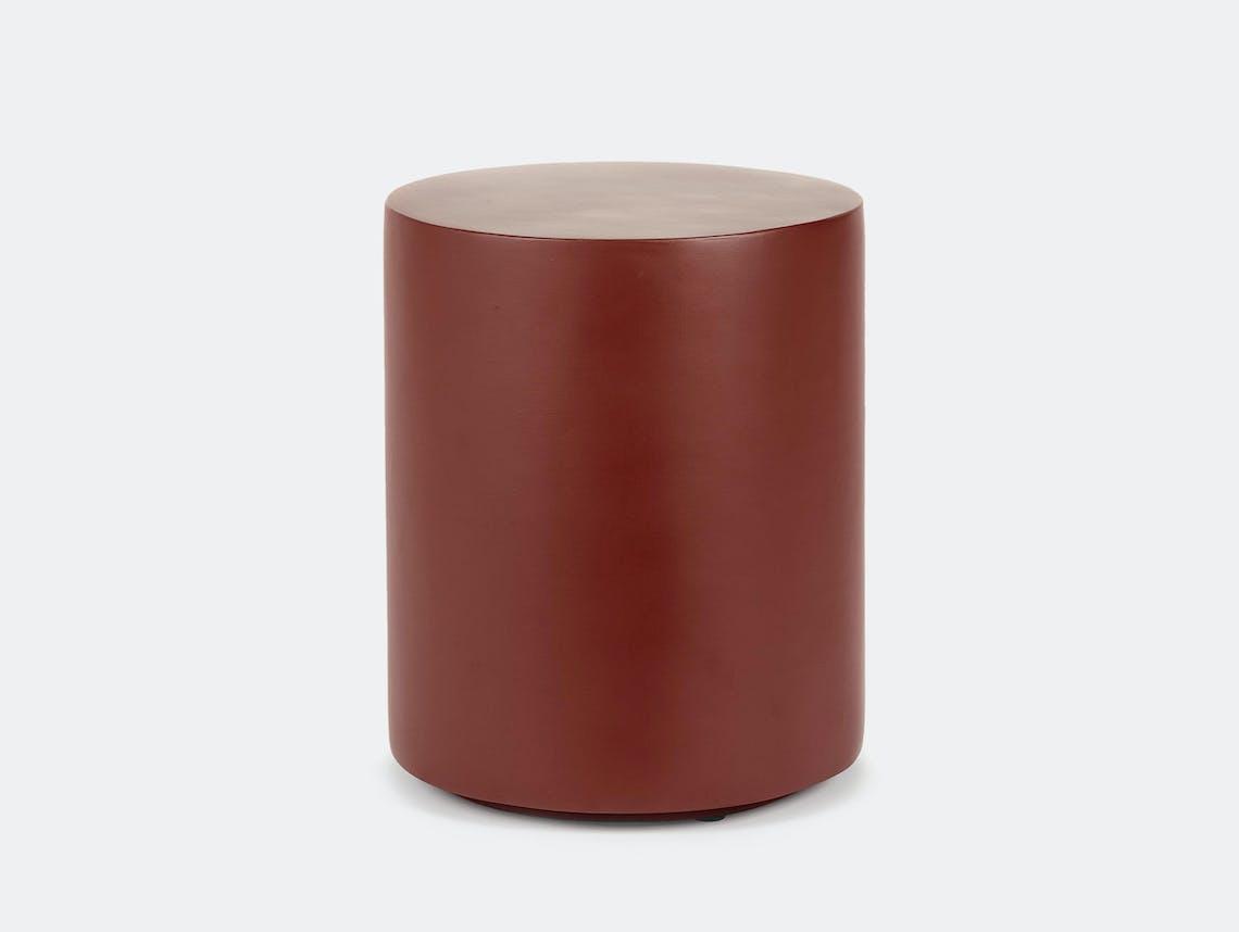 Serax pawn side table brown