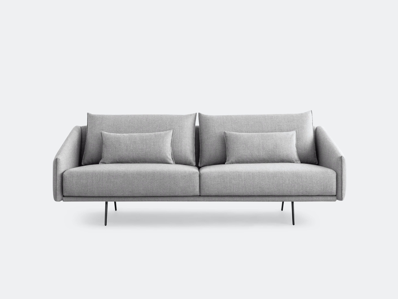 Stua Costura Sofa Grey Jon Gasca