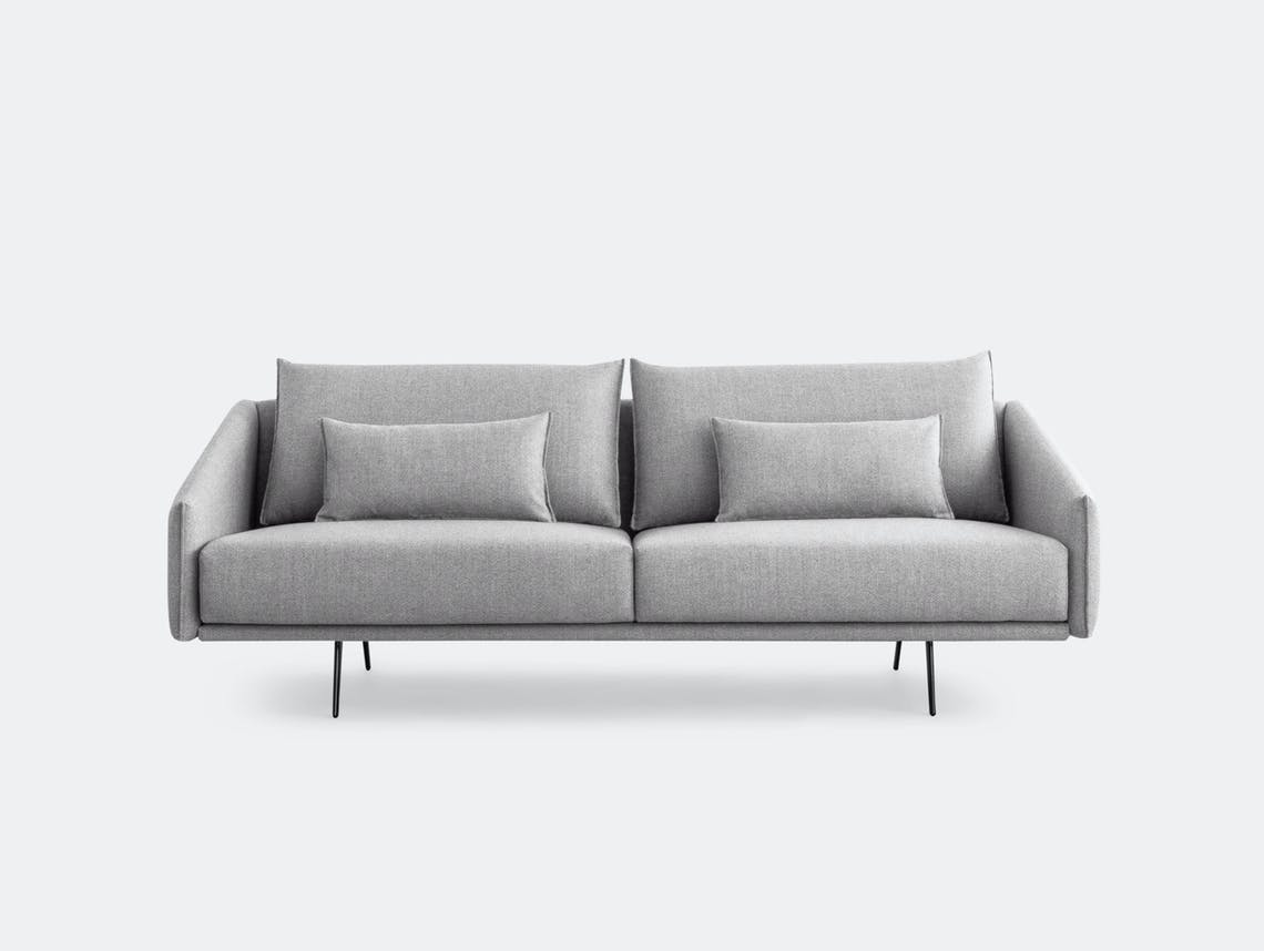 Stua Costura Sofa Grey Jon Gasca