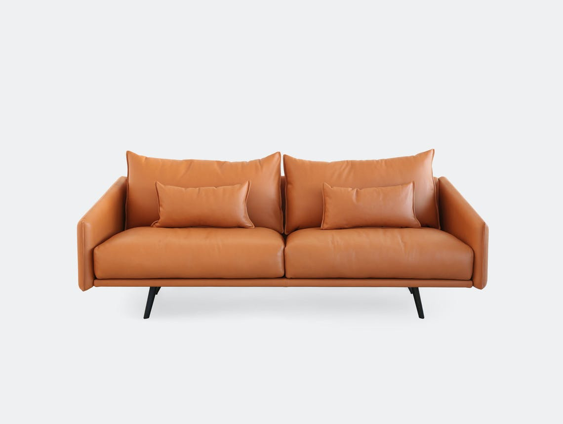 Stua Costura Sofa Leather Jon Gasca