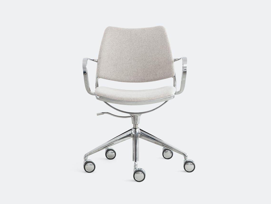 Stua Gas Swivel Chair Divina M 120 Jesus Gasca