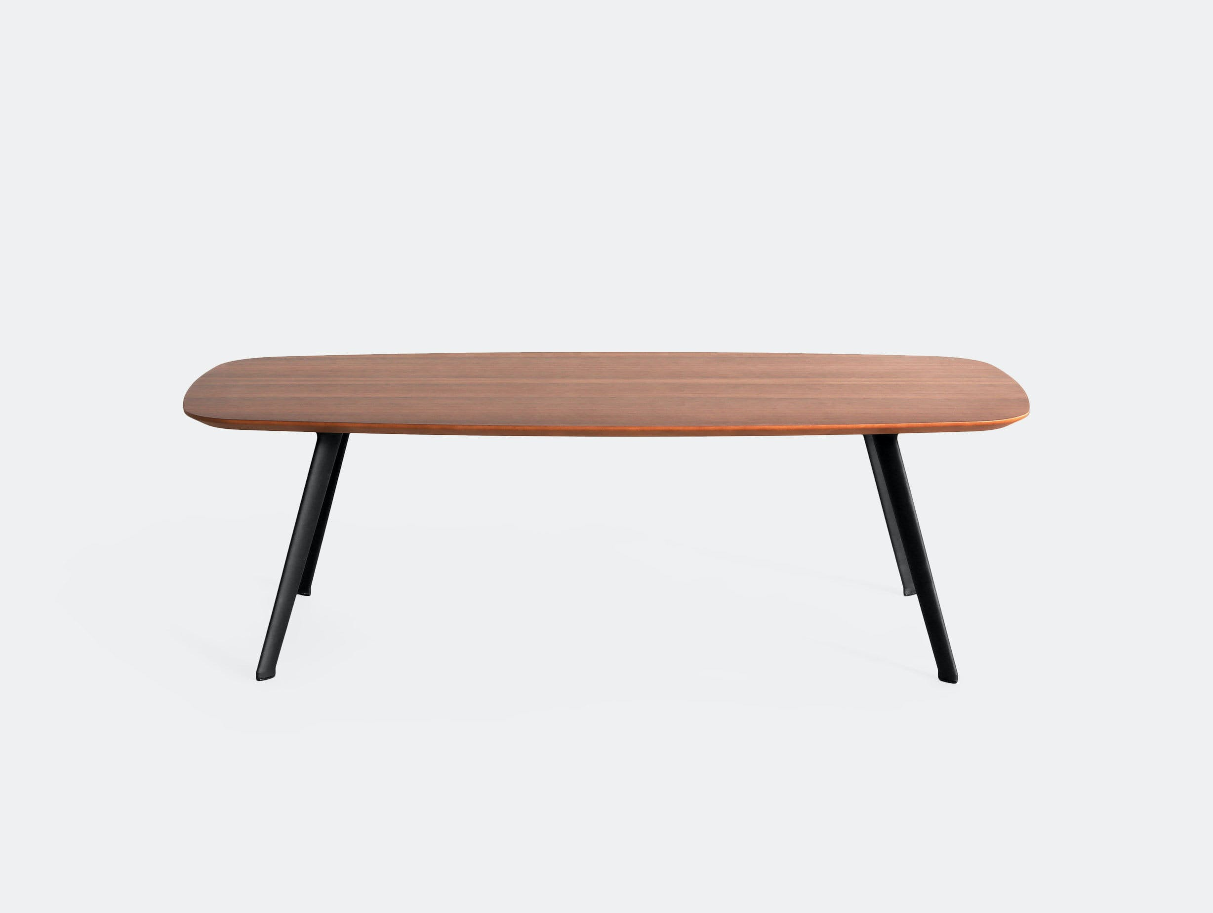 Stua Solapa Coffee Table Walnut Jon Gasca