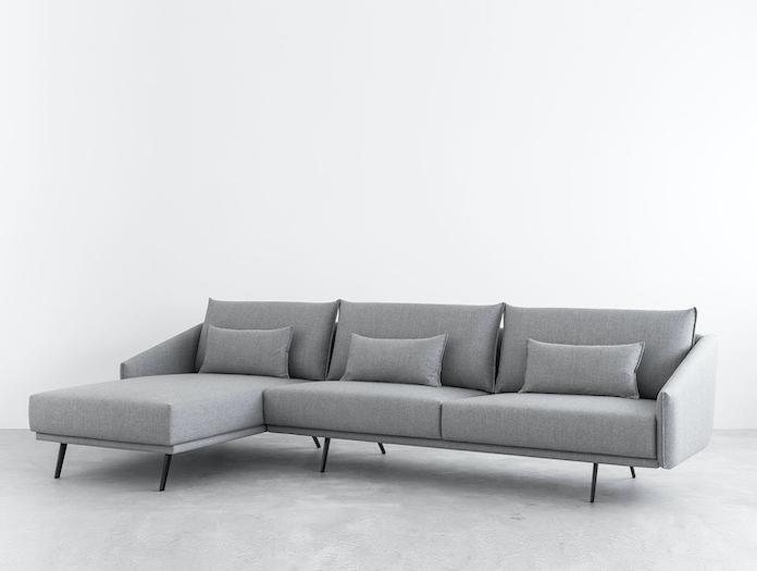 Stua Costura Sofa With Chaise Jon Gasca