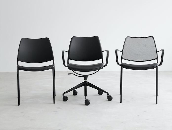 Stua Gas Chairs Black Jesus Gasca