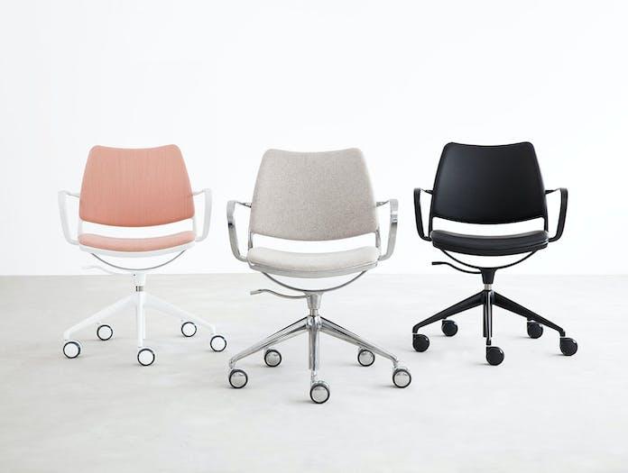 Stua Gas Swivel Chairs Jesus Gasca