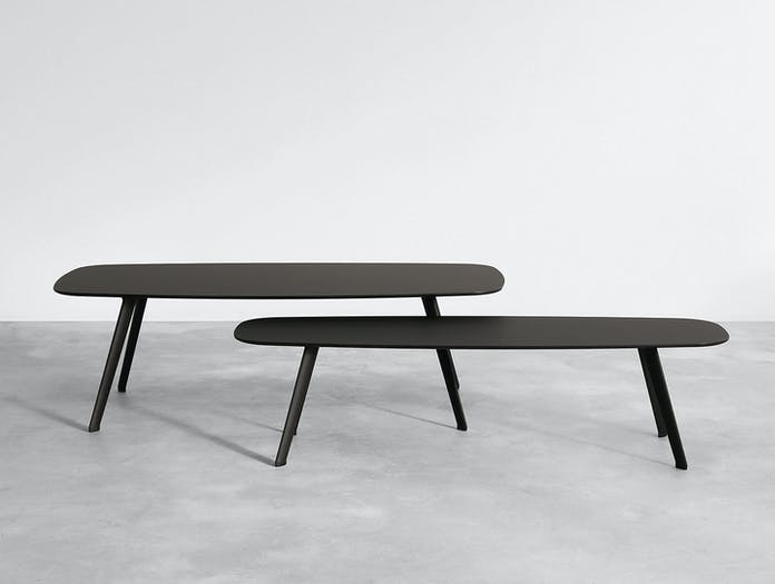 Stua Solapa Coffee Tables Black 2 Jon Gasca