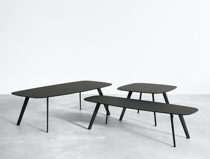Stua Solapa Coffee Tables Black Jon Gasca