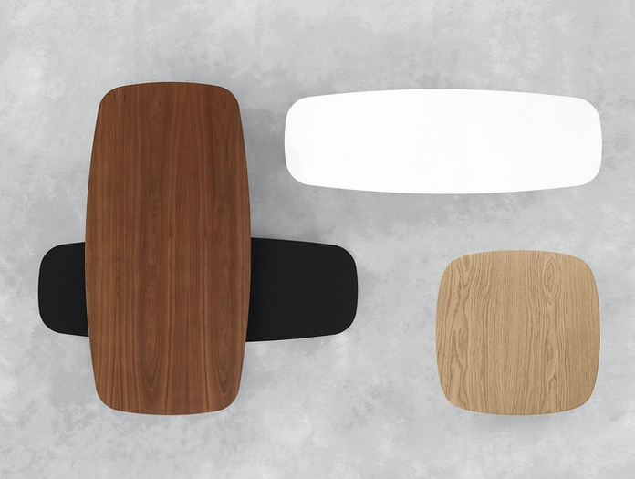 Stua Solapa Coffee Tables Top Details Jon Gasca