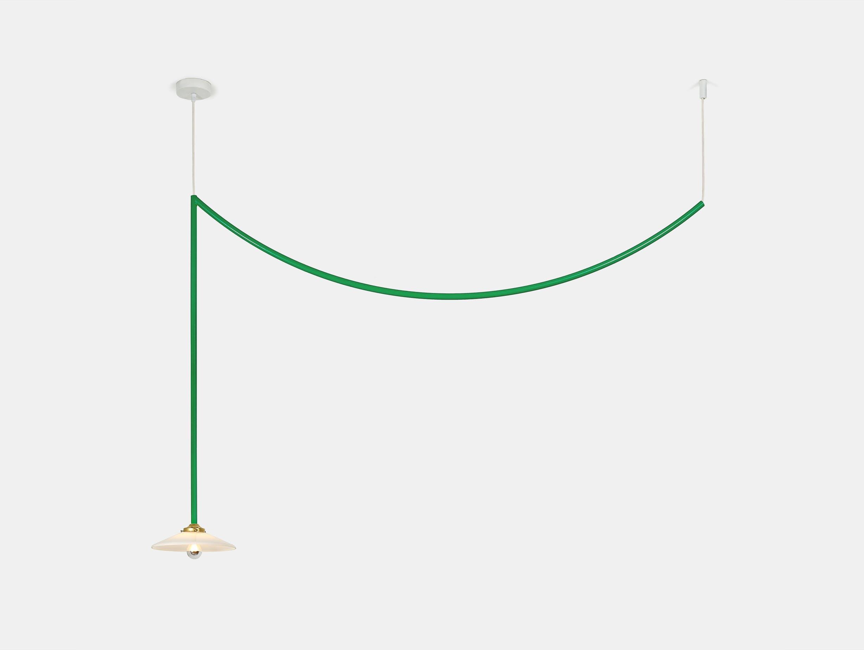 Muller van severen ceiling lamp no 4 valerie objects green