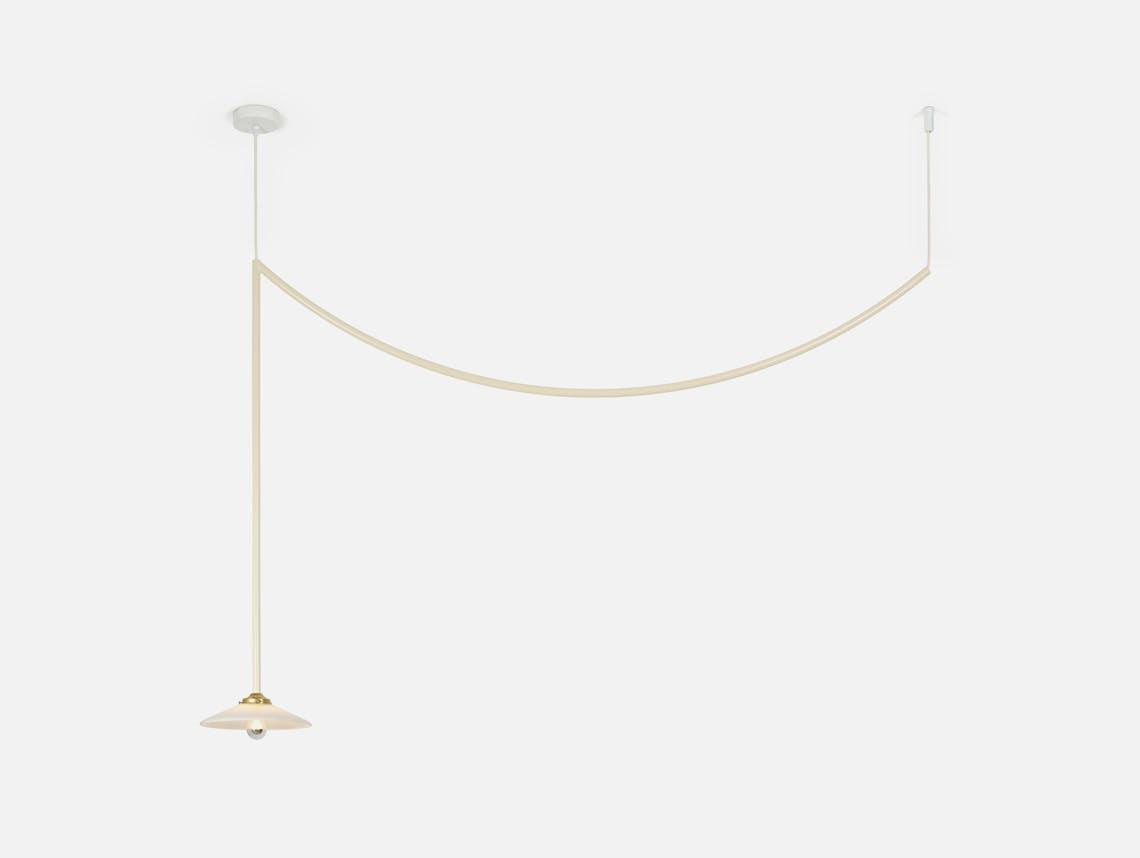 Muller van severen ceiling lamp no 4 valerie objects ivory