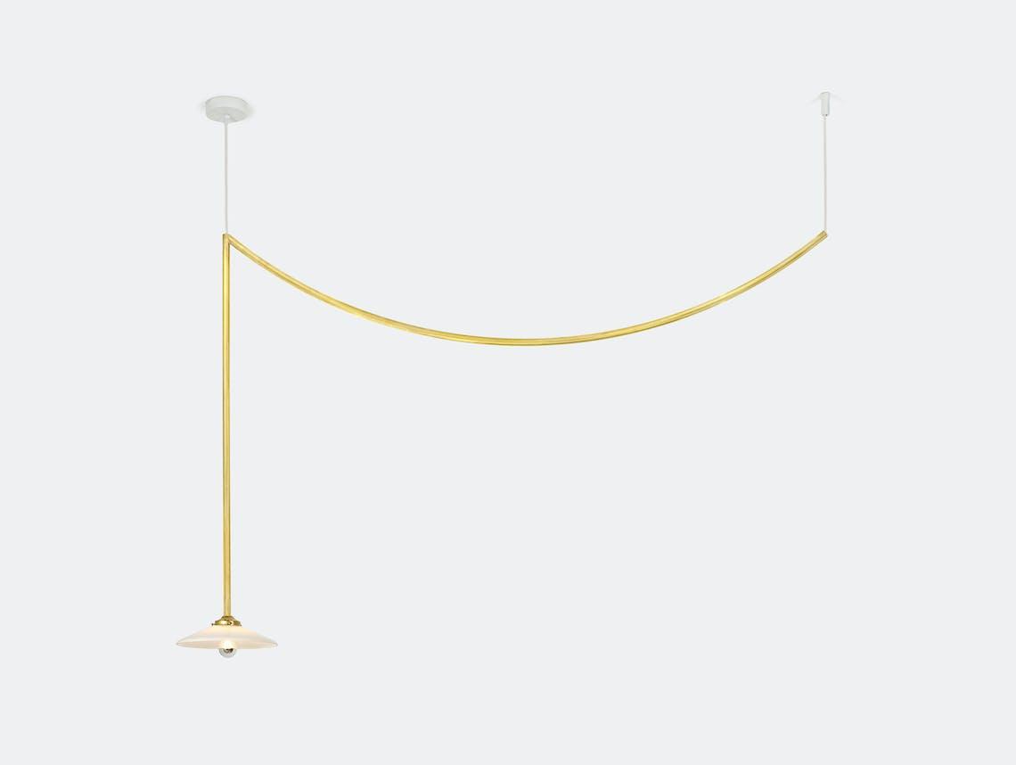 Muller van severen ceiling lamp no 4 valerie ojects brass