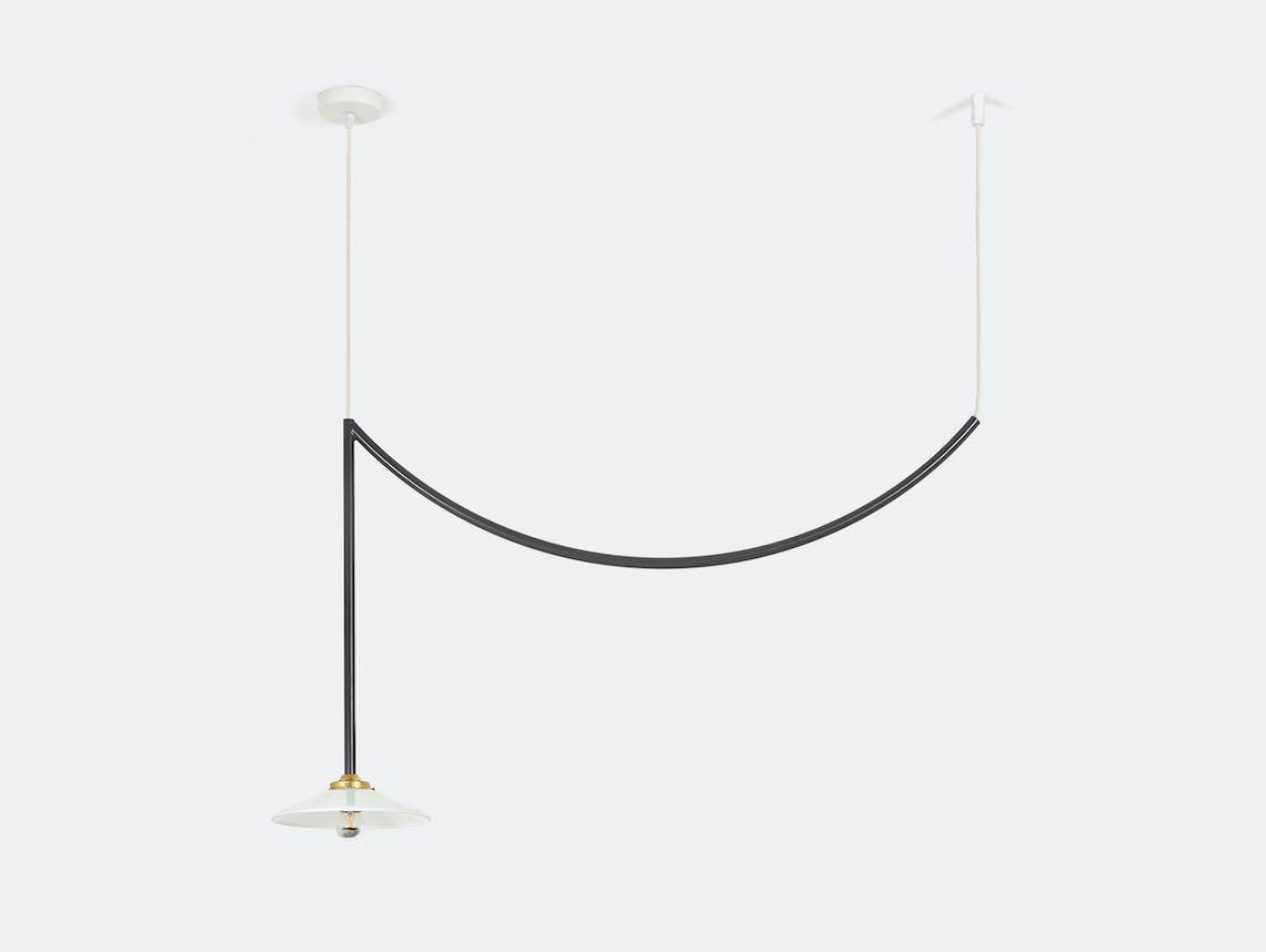 Muller van severen ceiling lamp no 5 valerie ojects black
