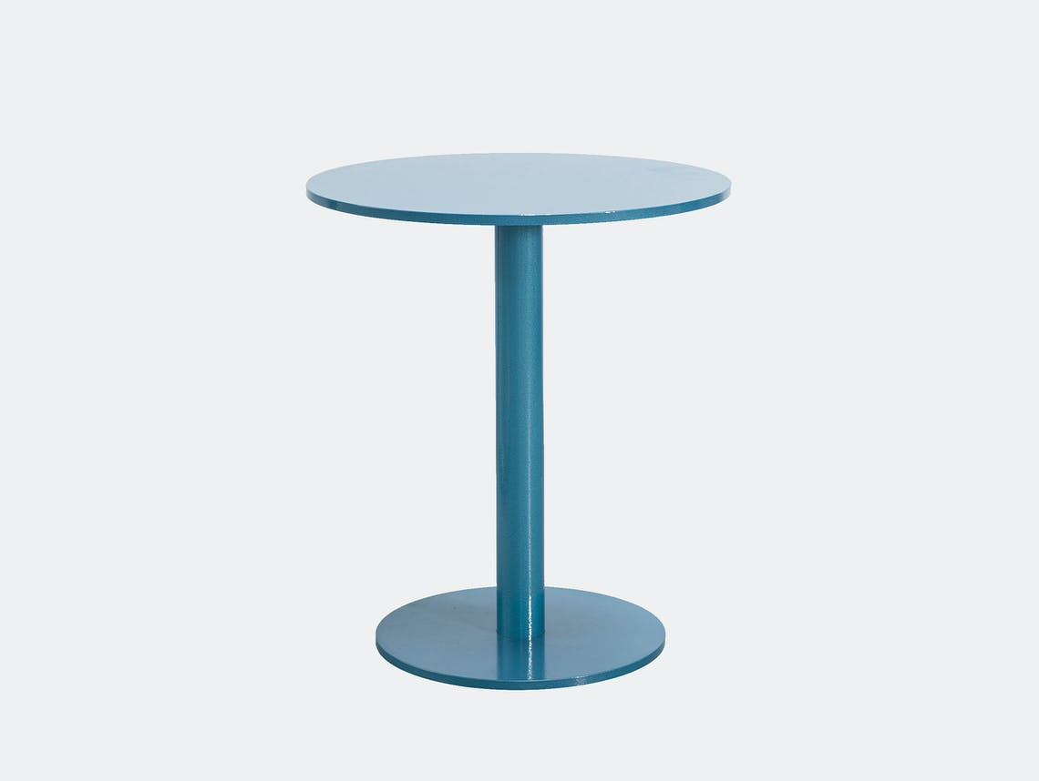 Muller van severen round table s blue valerie objects