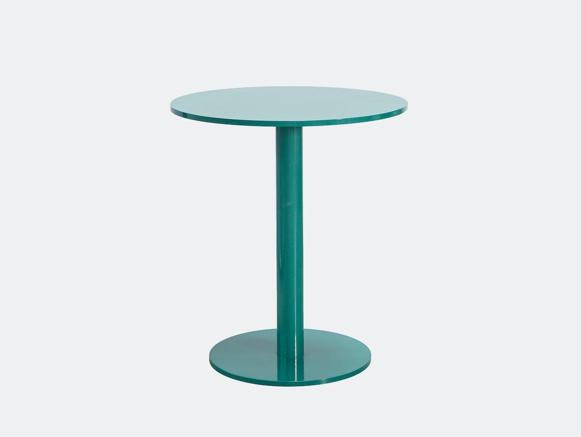 Muller van severen round table s green valerie objects