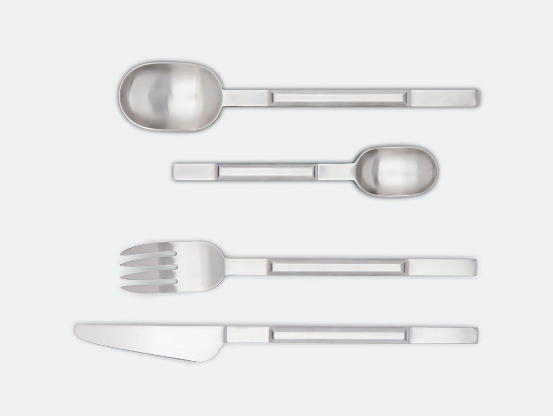 Valerie Objects Cutlery Stainless Steel Koichi Futatsumata