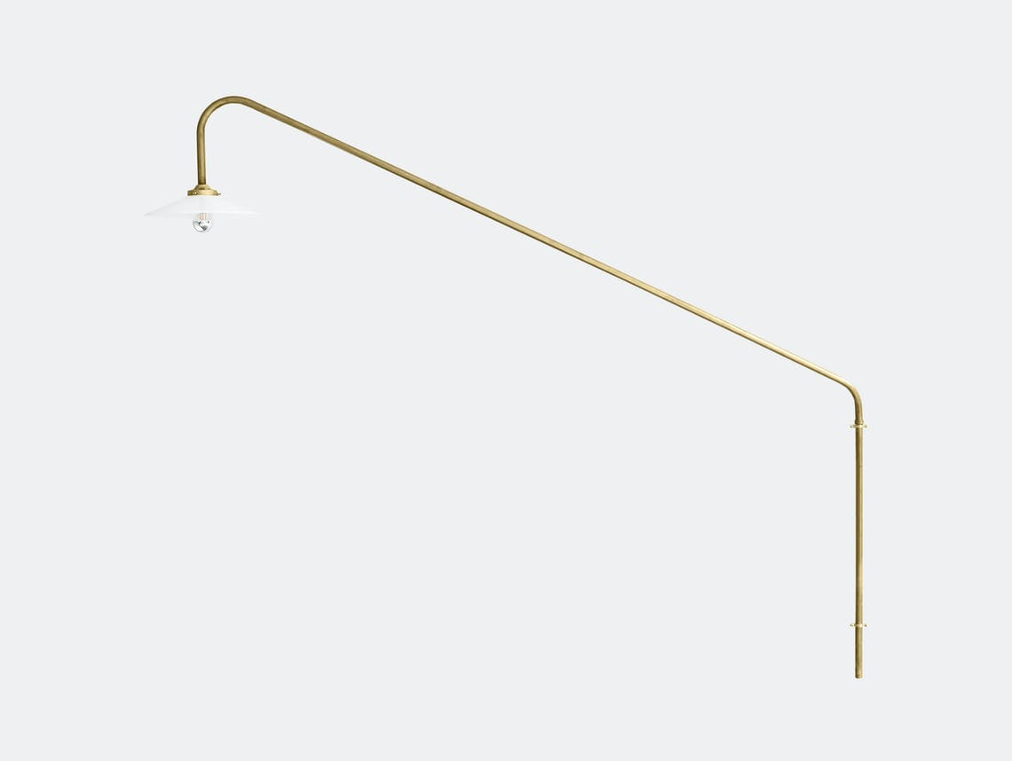 Valerie Objects Hanging Lamp Nr 1 Brass Goud Muller Van Severen