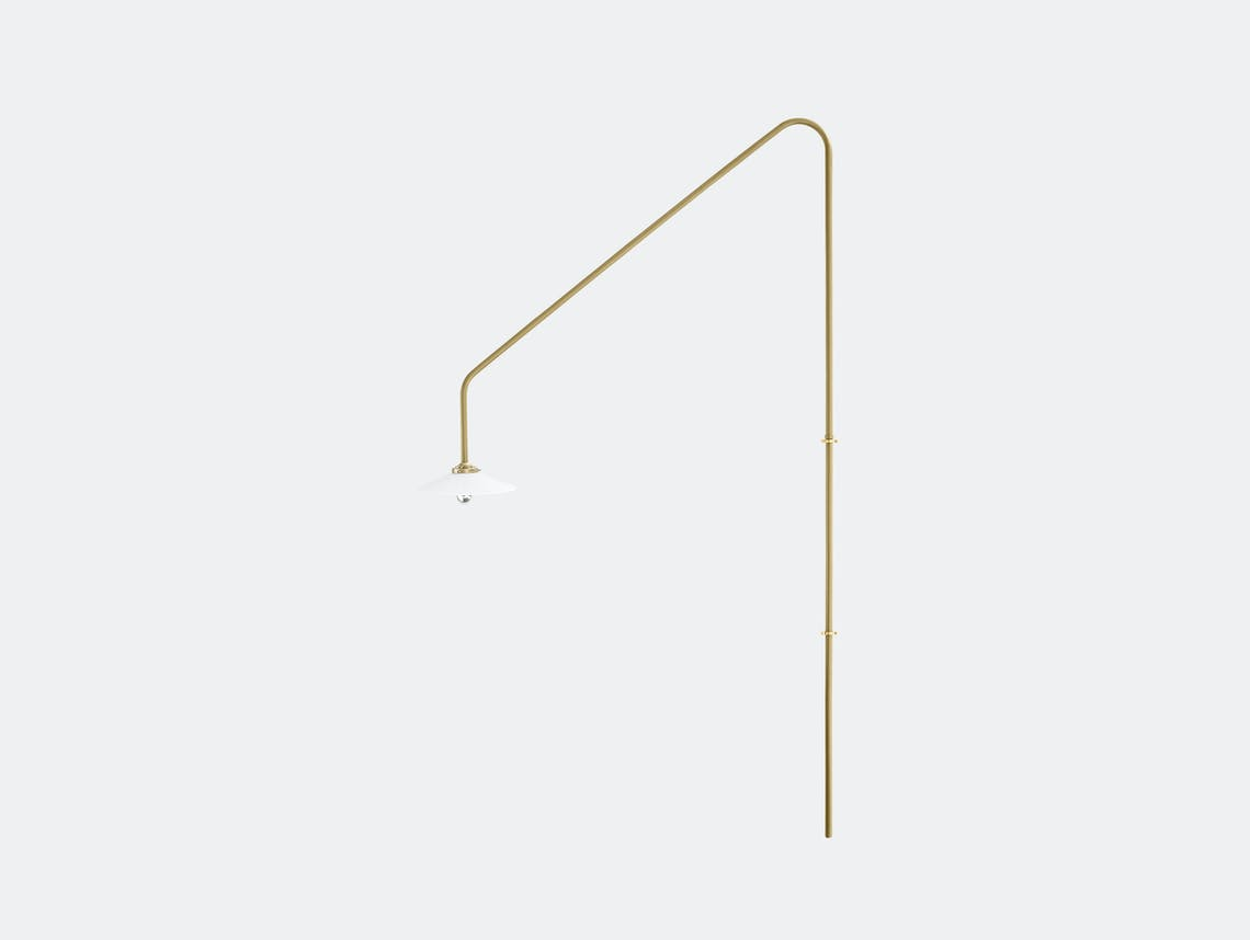 Valerie Objects Hanging Lamp Nr 4 Goud Muller Van Severen