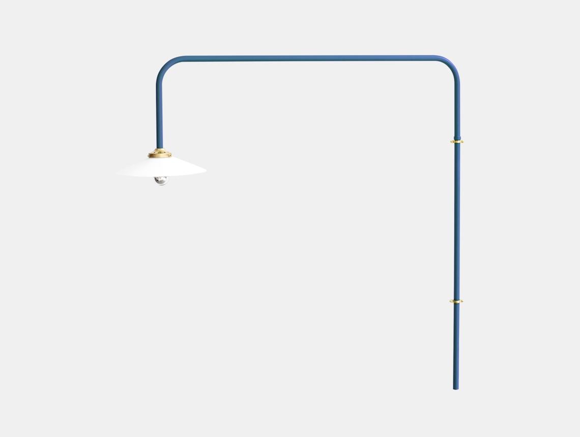 Valerie Objects Hanging Lamp Nr 5 Blauw Muller Van Severen